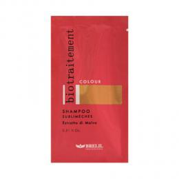 Brelil Bio Traitement Sublimeches šampon pro blond a šedivé vlasy cestovní balení 15ml - zvìtšit obrázek