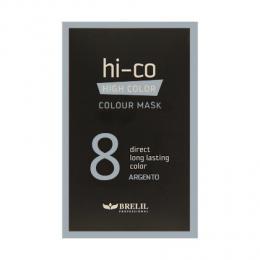 Brelil tónovací jednorázová maska HI-CO 8 - støíbrná 30ml - zvìtšit obrázek