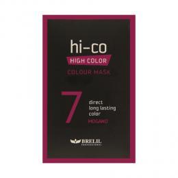 Brelil tónovací jednorázová maska HI-CO 7 - mahagonová 30ml - zvìtšit obrázek
