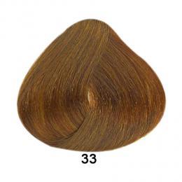Brelil Prestige barva na vlasy 33 Zlatý zvýrazòovaè 100ml - zvìtšit obrázek