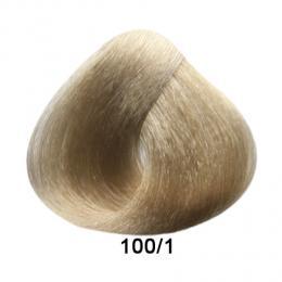 Brelil Prestige barva na vlasy 100/1 Extra zesvìtlující popelavá platinová 100ml - zvìtšit obrázek