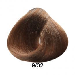 Brelil Prestige barva na vlasy 9/32 Velmi svìtlá blond béžová 100ml - zvìtšit obrázek