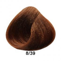 Brelil Prestige barva na vlasy 8/39 Svìtlá blond savana 100ml - zvìtšit obrázek