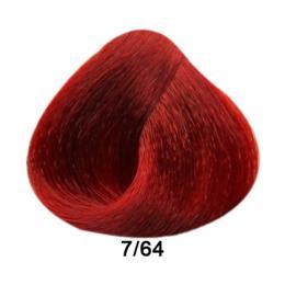 Brelil Prestige barva na vlasy 7/64 Blond èervená mìdìná 100ml - zvìtšit obrázek