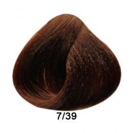 Brelil Prestige barva na vlasy 7/39 Blond savana 100ml - zvìtšit obrázek