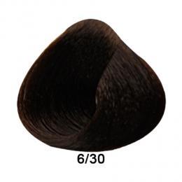 Brelil Prestige barva na vlasy 6/30 Tmavá blond zlatá 100ml - zvìtšit obrázek