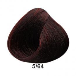 Brelil Prestige barva na vlasy 5/64 Svìtle kaštanová èervená mìdìná 100ml - zvìtšit obrázek