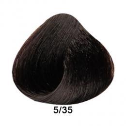 Brelil Prestige barva na vlasy 5/35 Svìtle kaštanová hnìdá 100ml - zvìtšit obrázek