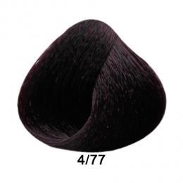 Brelil Prestige barva na vlasy 4/77 Ka�tanov� intenzivn� fialov� 100ml