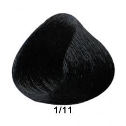 Brelil Prestige barva na vlasy 1/11 Modro-�ern� 100ml