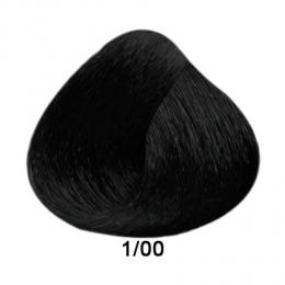 Brelil Prestige barva na vlasy 1/00 Èerná 100ml - zvìtšit obrázek