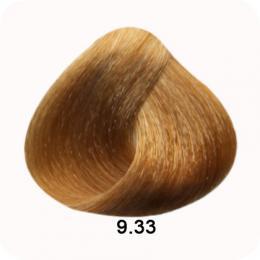 Brelil Colorianne barva na vlasy 9.33 Teplá velmi svìtle zlatì blond 100ml - zvìtšit obrázek