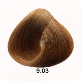 Brelil Colorianne barva na vlasy 9.03 Pøírodnì hedvábná velmi svìtle blond 100ml - zvìtšit obrázek