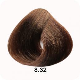 Brelil Colorianne barva na vlasy 8.32 Svìtlá blond béžová 100ml - zvìtšit obrázek