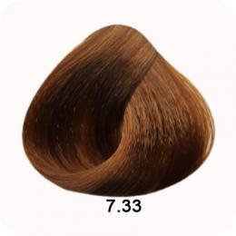 Brelil Colorianne barva na vlasy 7.33 Teplá zlatì blond 100ml - zvìtšit obrázek