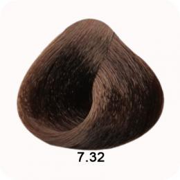 Brelil Colorianne barva na vlasy 7.32 Blond béžová 100ml - zvìtšit obrázek
