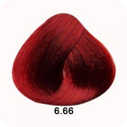 Brelil Colorianne barva na vlasy 6.66 Extrémnì èervená tmavá blond 100ml - zvìtšit obrázek
