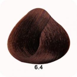 Brelil Colorianne barva na vlasy 6.4 Tmavá blond mìdìná 100ml - zvìtšit obrázek