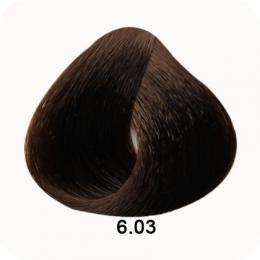 Brelil Colorianne barva na vlasy 6.03 Pøírodnì hedvábná tmavì blond 100ml - zvìtšit obrázek