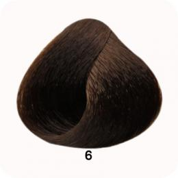 Brelil Colorianne barva na vlasy 6 Tmavá blond 100ml - zvìtšit obrázek