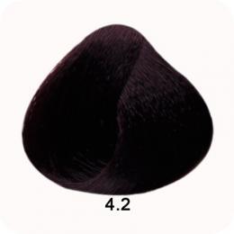 Brelil Colorianne barva na vlasy 4.2 Bordó hnìdá 100ml - zvìtšit obrázek
