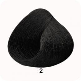 Brelil Colorianne barva na vlasy 2 Tmavì hnìdá 100ml - zvìtšit obrázek