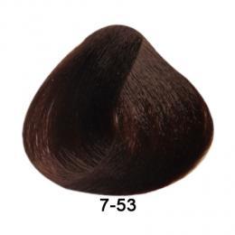 Brelil Essence barva na vlasy bez PPD, resorcinu, amoniaku a paraben� 7-53 Zlat� mahagonov� blond 100ml - zv�t�it obr�zek