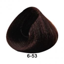 Brelil Essence barva na vlasy bez PPD, resorcinu, amoniaku a paraben� 6-53 Zlat� mahagonov� tmav� blond 100ml - zv�t�it obr�zek