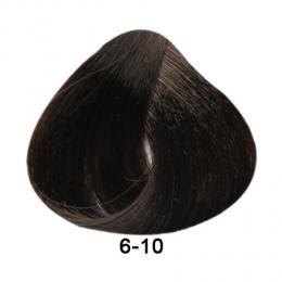 Brelil Essence barva na vlasy bez PPD, resorcinu, amoniaku a paraben� 6-10 Popelav� tmav� blond 100ml - zv�t�it obr�zek