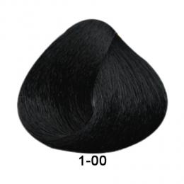 Brelil Essence barva na vlasy bez PPD, resorcinu, amoniaku a paraben� 1-00 �ern� 100ml
