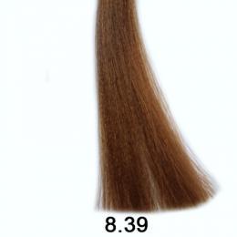 Brelil Shine bezèpavková olejová barva na vlasy 8.39 Svìtlý blond savana  60ml - zvìtšit obrázek