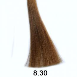 Brelil Shine bezèpavková olejová barva na vlasy 8.30 Svìtlý pøírodní zlatavý blond 60ml - zvìtšit obrázek