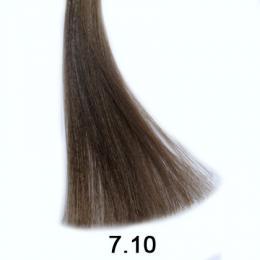 Brelil Shine bezèpavková olejová barva na vlasy 7.10 Pøírodní popelavá blond 60ml - zvìtšit obrázek