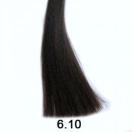 Brelil Shine bezèpavková olejová barva na vlasy 6.10 Tmavá pøírodnì popelavá blond 60ml - zvìtšit obrázek