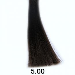 Brelil Shine bez�pavkov� olejov� barva na vlasy 5.00 Sv�tl� ka�tanov� 60ml