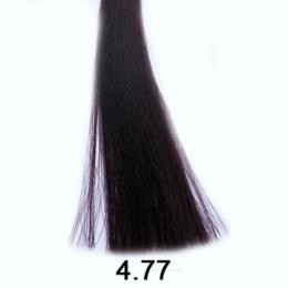 Brelil Shine bez�pavkov� olejov� barva na vlasy 4.77 Intenzivn� ka�tanov� fialov� 60ml