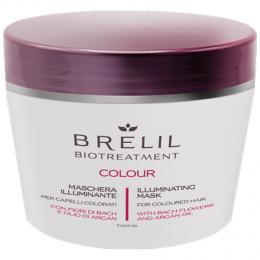 Brelil Biotreatment Colour maska na barvené vlasy 220ml