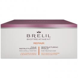 Brelil Biotreatment Repair ampule na poškozené vlasy 12x10ml