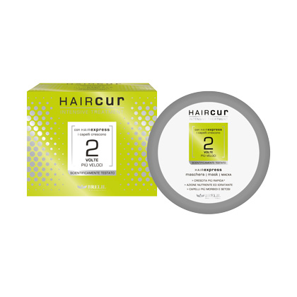 Brelil Haircur Hair Express maska zrychluj�c� r�st vlas� 200ml