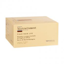 Brelil Bio Traitement Repair Hair Life vlasové ampule na poškozené vlasy 12x10ml