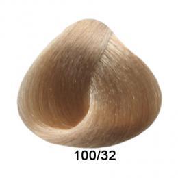Brelil Prestige barva na vlasy 100/32 Extra zesvìtlující béžová platinová 100ml - zvìtšit obrázek