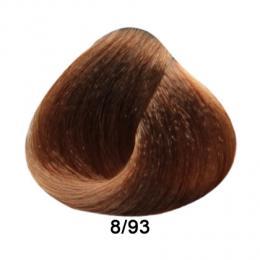 Brelil Prestige barva na vlasy 8/93 Svìtlá blond oøíšková 100ml - zvìtšit obrázek
