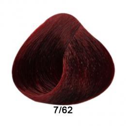 Brelil Prestige barva na vlasy 7/62 Blond èervená tøešeò 100ml - zvìtšit obrázek