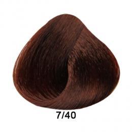 Brelil Prestige barva na vlasy 7/40 Blond mìdìná 100ml - zvìtšit obrázek