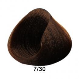 Brelil Prestige barva na vlasy 7/30 Blond zlatá 100ml - zvìtšit obrázek