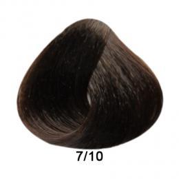 Brelil Prestige barva na vlasy 7/10 Blond popelavá 100ml - zvìtšit obrázek