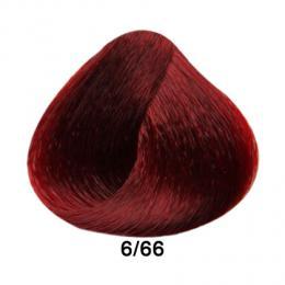 Brelil Prestige barva na vlasy 6/66 Tmavá blond intenzivnì èervená 100ml - zvìtšit obrázek