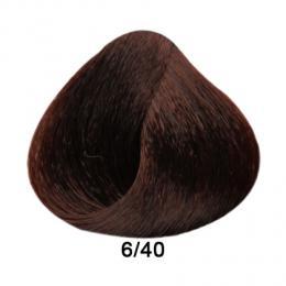 Brelil Prestige barva na vlasy 6/40 Tmavá blond mìdìná 100ml - zvìtšit obrázek