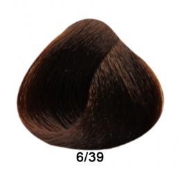 Brelil Prestige barva na vlasy 6/39 Tmavá blond savana 100ml - zvìtšit obrázek