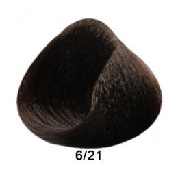 Brelil Prestige barva na vlasy 6/21 Ledová tmavá blond 100ml - zvìtšit obrázek